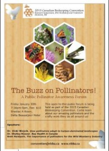 Pollinator Awareness Forum 2015